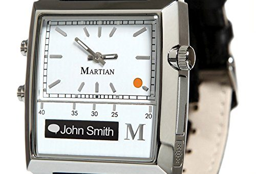 MARTIAN WATCHES PASSPORT SMARTWATCH-1