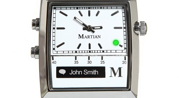 MARTIAN WATCHES PASSPORT SMARTWATCH-2
