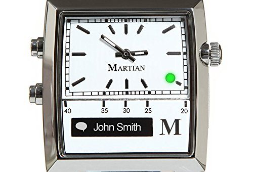MARTIAN WATCHES PASSPORT SMARTWATCH-3