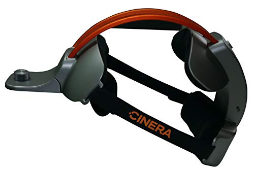 FPV Head Mount for CINERA Headset (Gray)