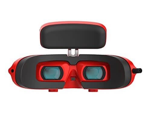 GOOVIS Red G2 Cinego 2KX2 Personal Travel Theater VR Glasses...