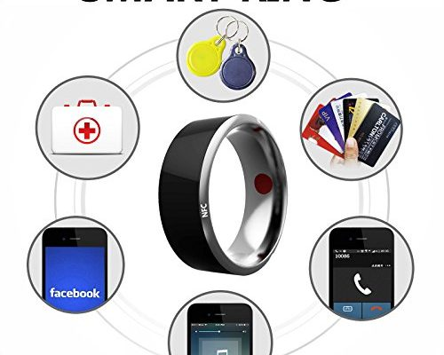 Newbud R3 Generation NFC Ring General Intelligent Accessorie...
