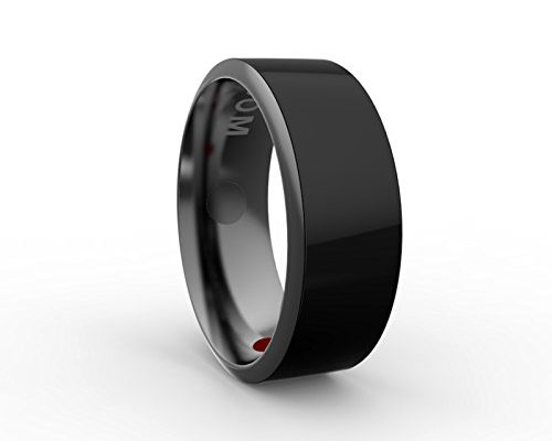 fwm Multifunctional NFC Smart Ring, 2018 New Waterproof Inte...