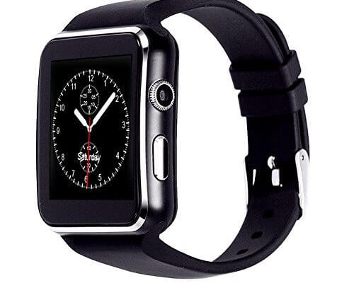 ASOON Smart Watch, Bluetooth Watch Touch Screen Smart Wrist ...