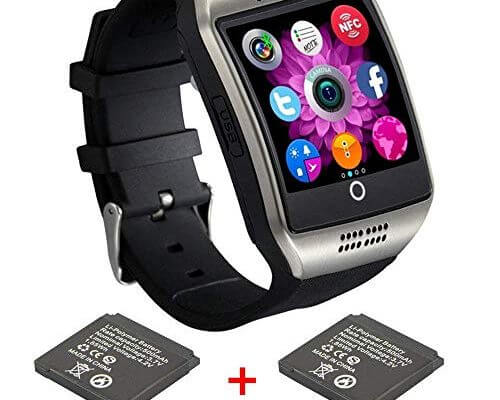 Bluetooth Smart Watch with Camera,Bluetooth Watch for iPhone...