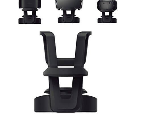 FineCase VR Stand,Universal VR Headset Holder and Cable Orga...