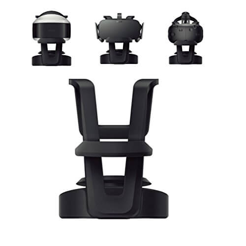 FineCase VR Stand,Universal VR Headset Holder and Cable Orga... 1