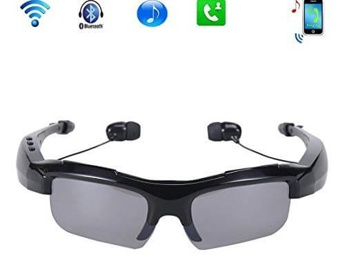 Half-moon Cycling Outdoor Sports Smart Bluetooth MP3 Headset...