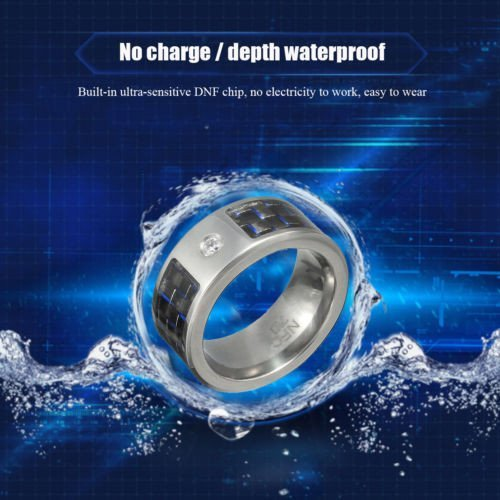 WJX 2018 Newest NFC Magic Wearable Waterproof Smart Ring Uni... 4