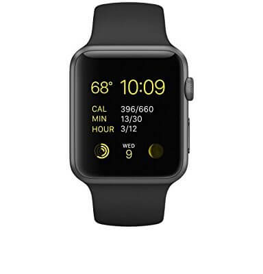 Apple Watch Series 1 Sport 42mm Space Gray Aluminum Case wit...