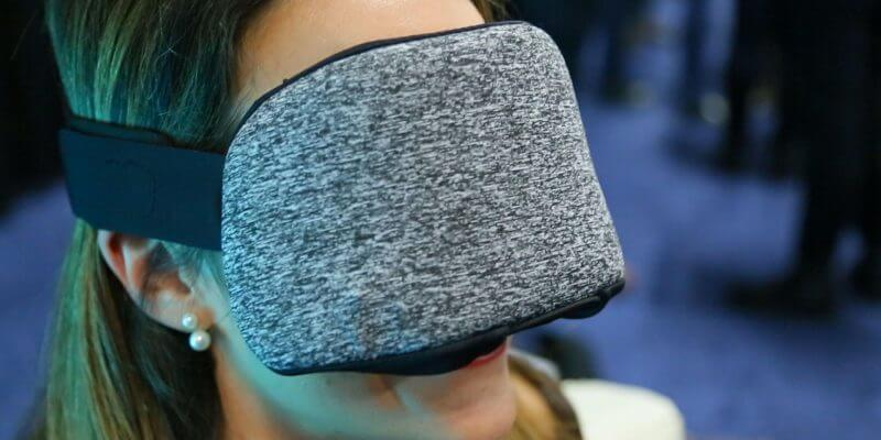 Keep your snoring in check with the Hupnos sleep mask a...