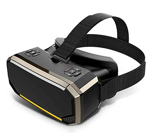 YDZSBYJ VR Headsets VR Glasses, WiFi HD 3D Virtual Reality P... 1