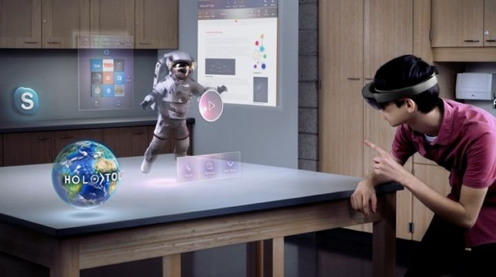 Microsoft's HoloLens 2 will have built-in AI to make it smarter (and faster)