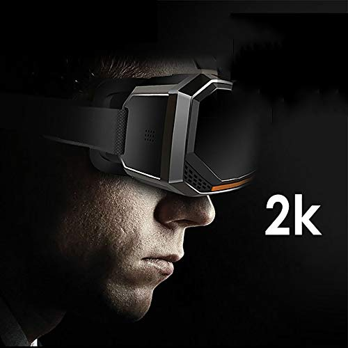 YDZSBYJ VR Headsets Portable VR Glasses, 3D Head-Mounted 360... 5