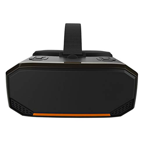 YDZSBYJ VR Headsets Portable VR Glasses, 3D Head-Mounted 360... 4
