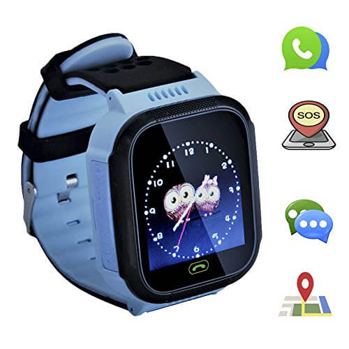 Kids smartwatch with Call and Location Tracking, Emergency S... 1