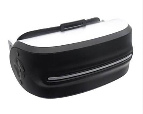 YDZSBYJ VR Headsets VR Glasses, WiFi HD 2D/3D 360 Degree Vir...