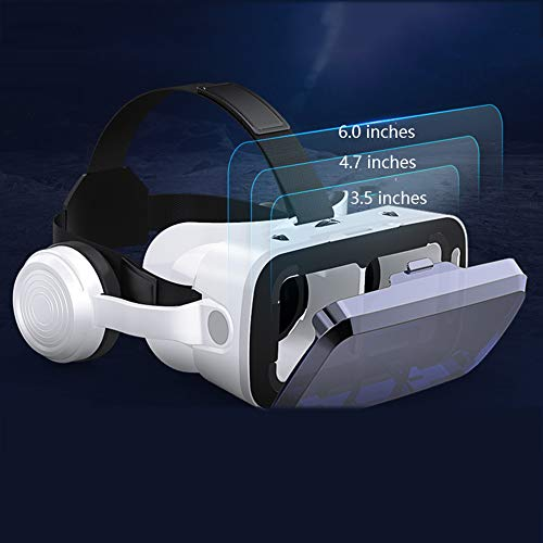 AYI 3D VR Glasses, Head-Mounted Virtual Reality Glasses, Sui... 7