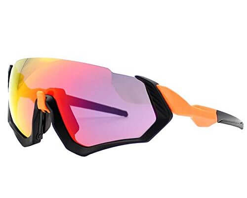 Biback New Cycling Glasses Polarized Riding Glasses.