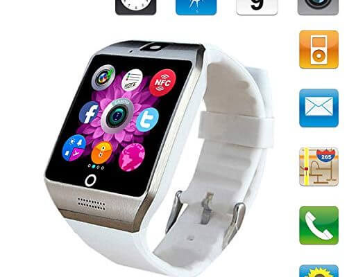Smartwatch Sim Card Camera for Men Women Kids - Bluetooth Sm...