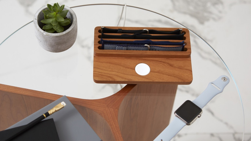 The best Apple Watch and iPhone charging stands