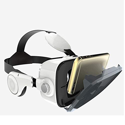 YANJINGYJ VR Headsets,3D Vr Glasses Virtual Reality Glasses,... 2