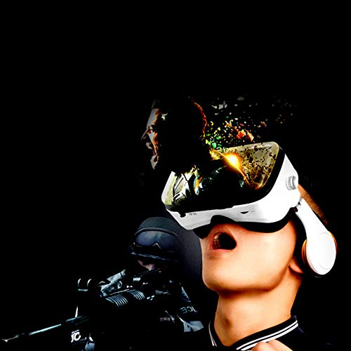 YANJINGYJ VR Headsets,3D Vr Glasses Virtual Reality Glasses,... 4