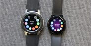 Samsung Galaxy Watch v Galaxy Watch Active: Smartwatch ...