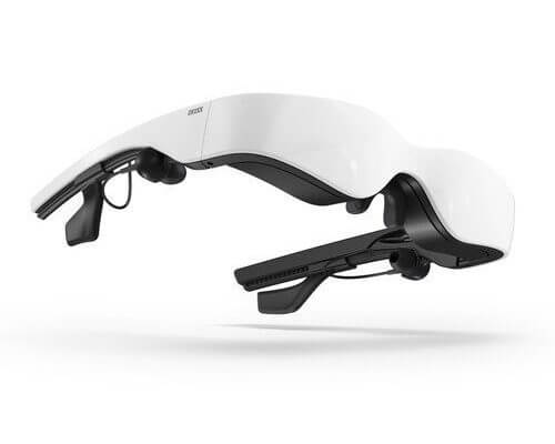 CinemizerOLED Video Glasses Powered by Zeiss