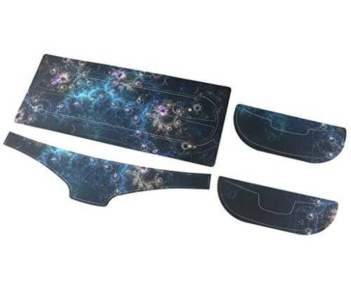 Prettyia PVC Protective VR Skin Decal Removable Sticker Prot...