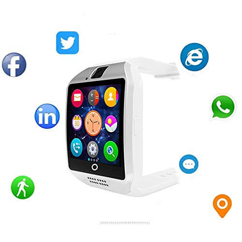Smartwatch for Android - Smart Watch Fitness Tracker with He... 1